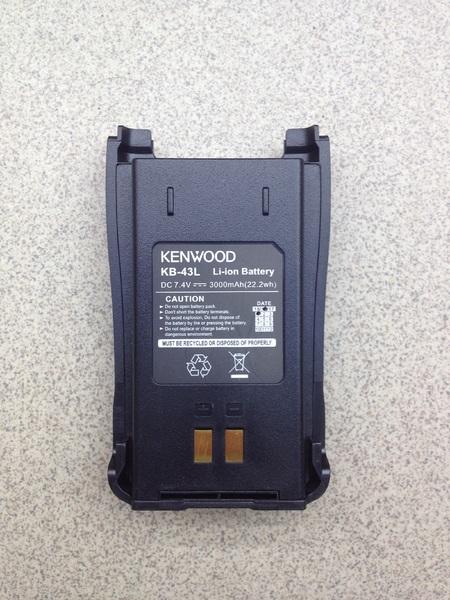 Аккумулятор Kenwood KB-43L