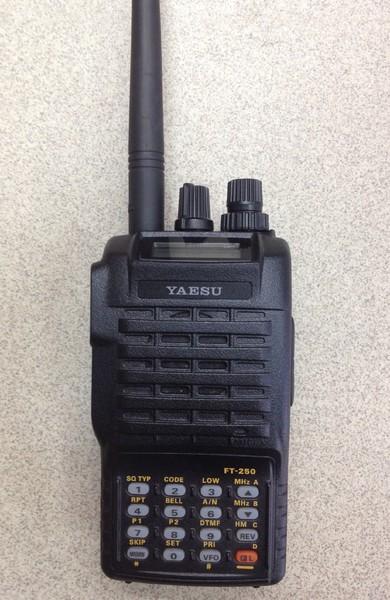 Yaesu VX-250
