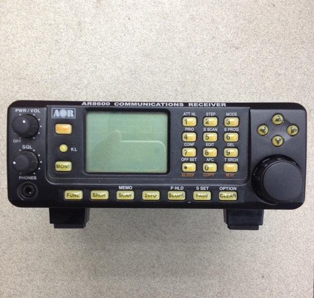 AOR 8600 Mark2