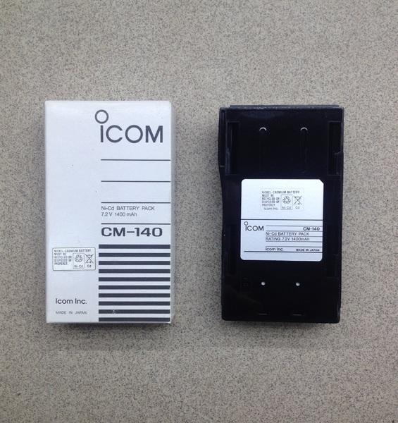 Аккумулятор Icom CM-140