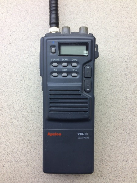 Морская радиостанция Apelco VXL501
