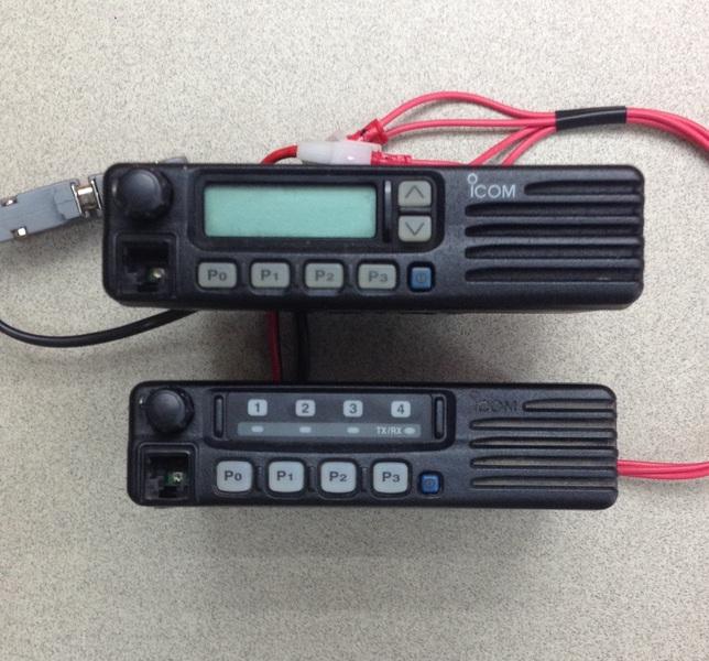 Ретранслятор на базе Icom IC-210
