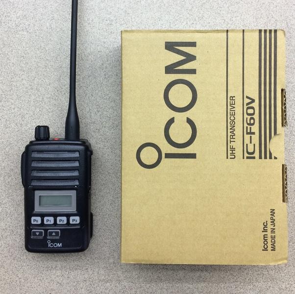 Icom IC-F60V