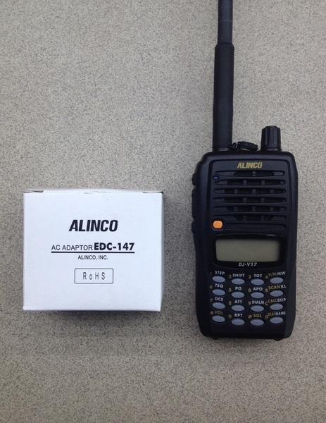 Alinco DJ-V17 LB 36-59 мГц