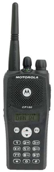 Motorola CP180 UHF