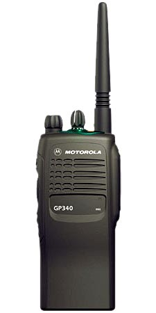 Motorola GP340 UHF