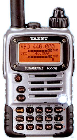 Yaesu VX-7R