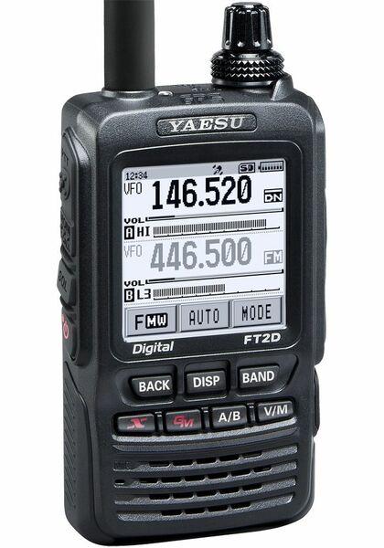Yaesu FT-2DR