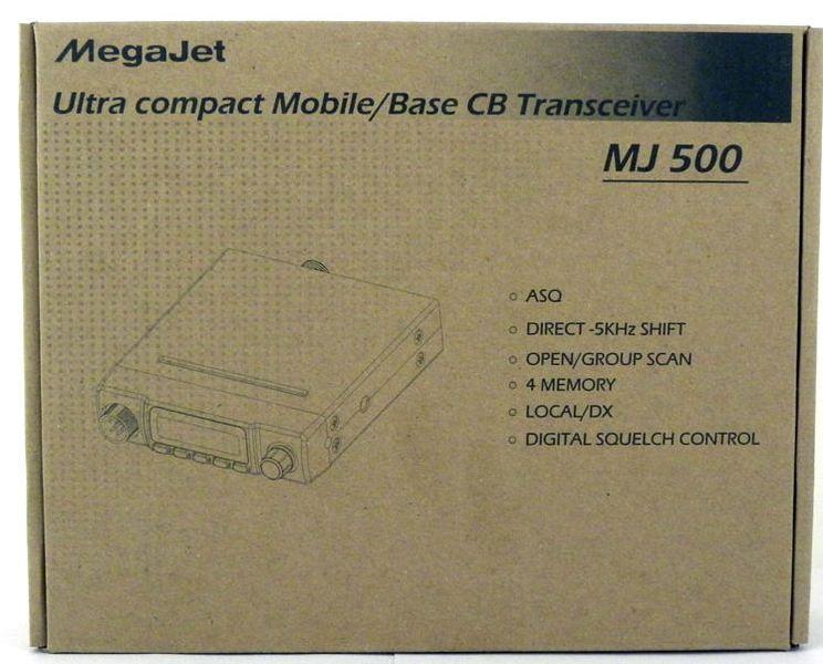 MegaJet MJ-500