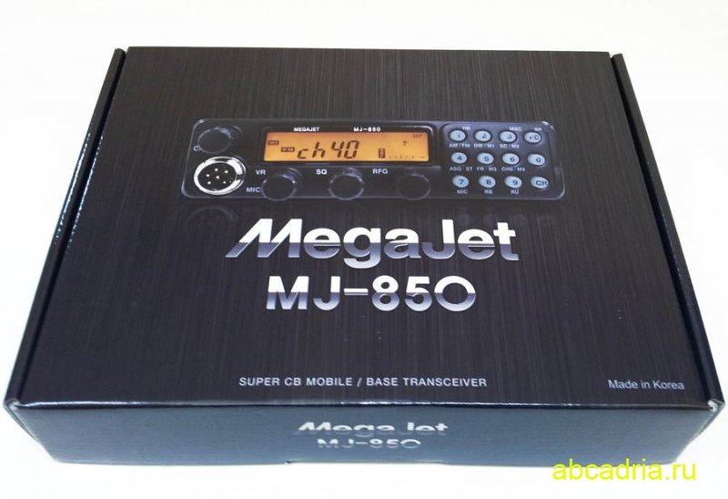 MegaJet MJ-850