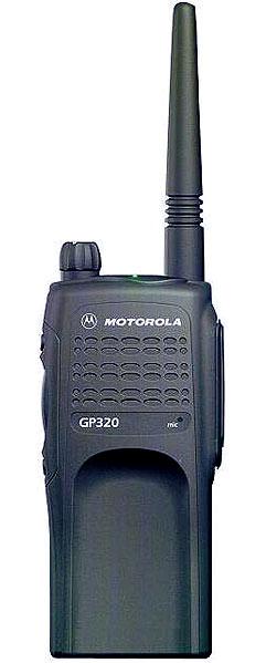 Motorola GP320 UHF